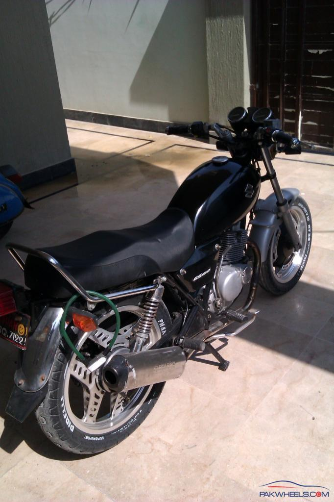 suzuki gs-150 [fully customized] � bike forums