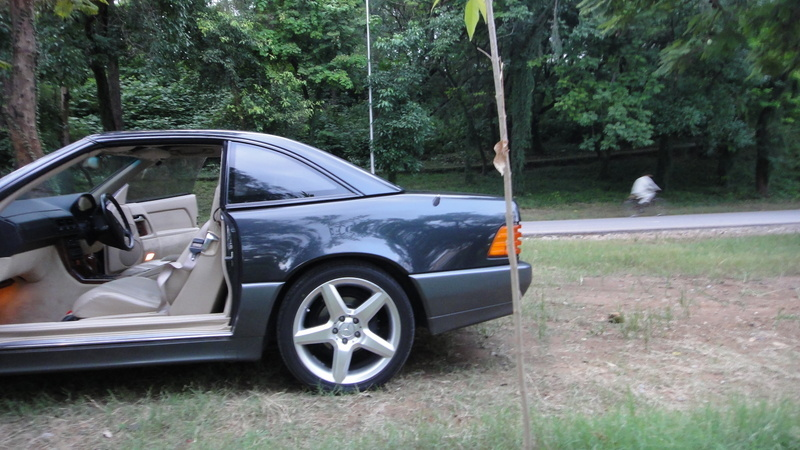 Mercedes Sl500 Or 500 Sl Other Car Automakers