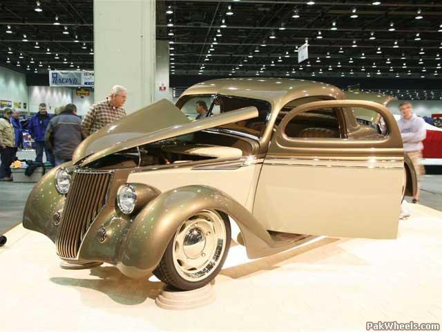 Chip Foose Best Cars
