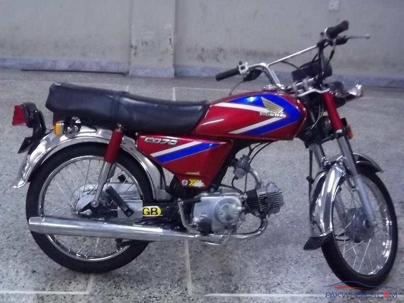 honda cd 70 model 1991 - honda bikes - pakwheels forums