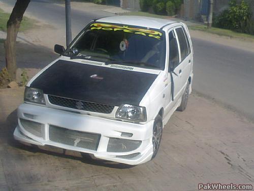 Can We Make Mehran Into A Sport S Car Mehran Pakwheels Forums