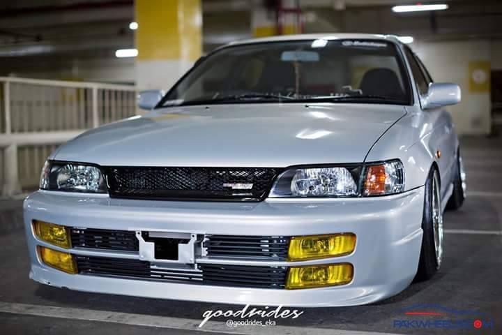 For Sale Ae 100 Rare Parts For Indus Corolla Car