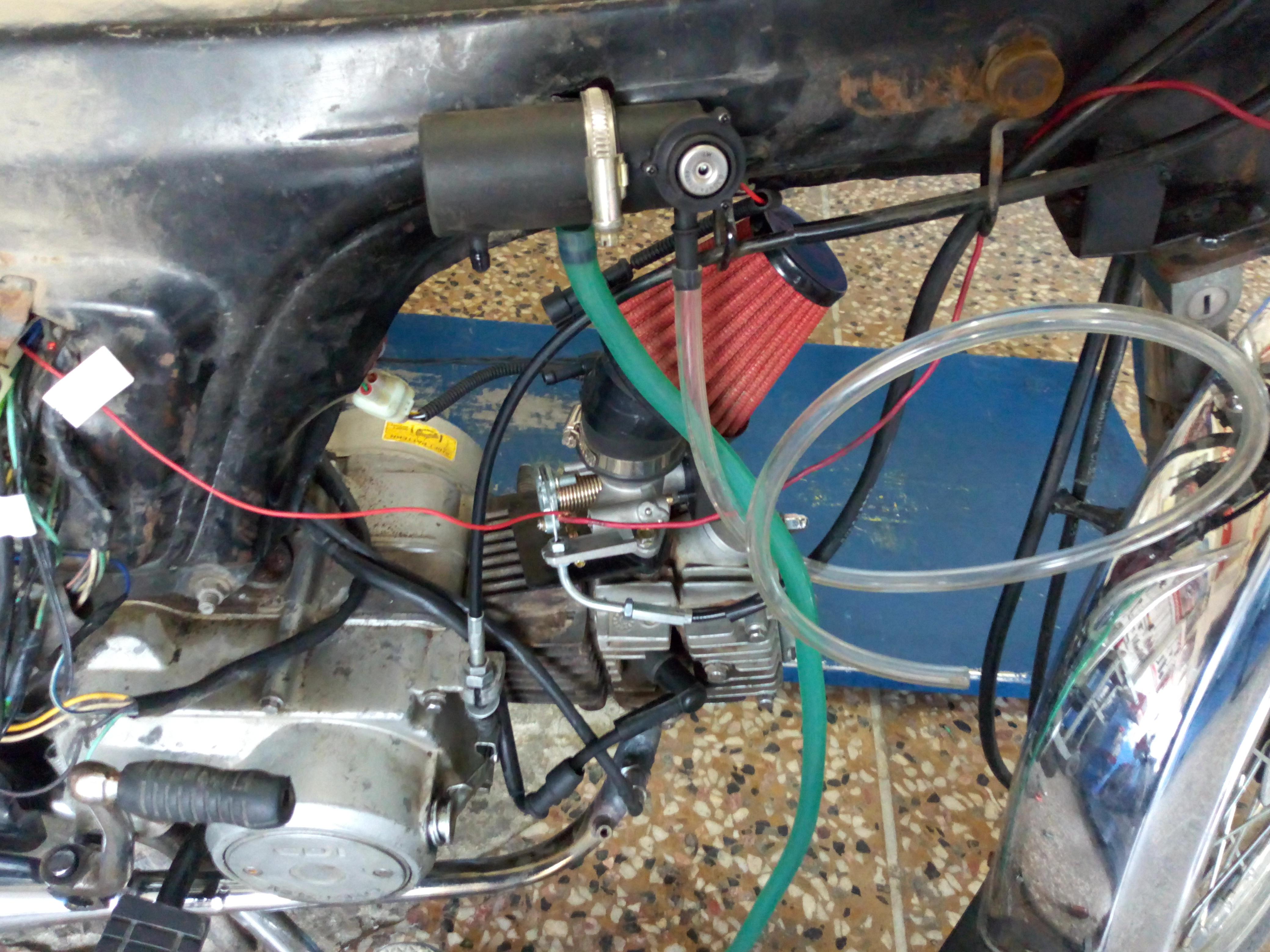 Honda CG 125 to EFI? - Bike Forums - PakWheels Forums