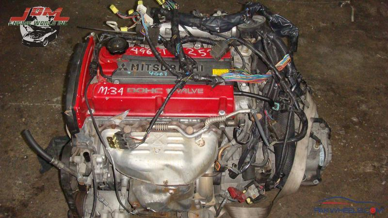 Evo 6  Skyline And Bmw Engine  Gearbox Complete For Sale