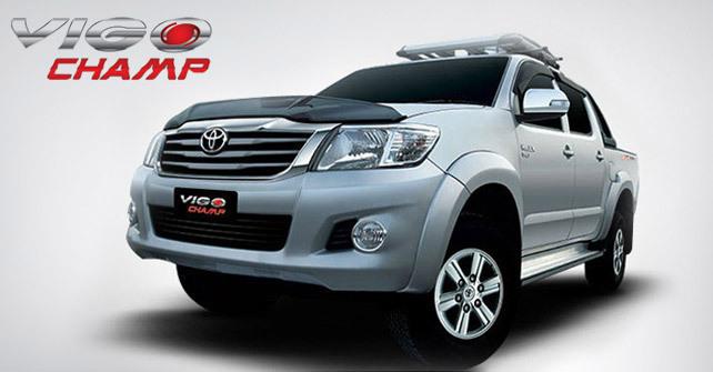 Hilux Vigo Champ V Model Conversion To Hilux Revo Hilux