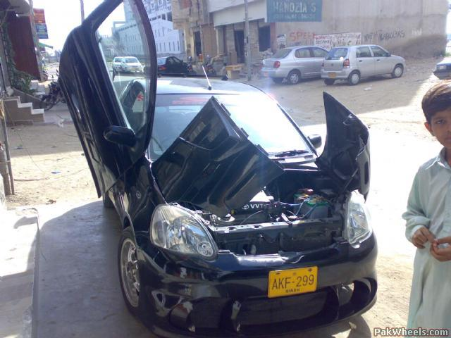 Cars And Car Modification In Pakistan In Car Entertainment Ice