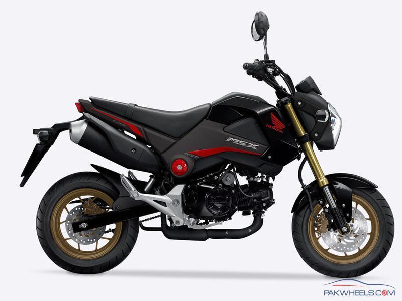 Honda Grom Price >> My Brand New 2015 Honda Msx 125 Honda Grom Honda Bikes