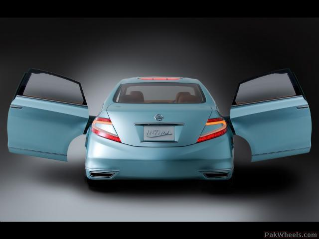 Nissan Intima Concept 2007 Vintage And Classic Cars Pakwheels Forums