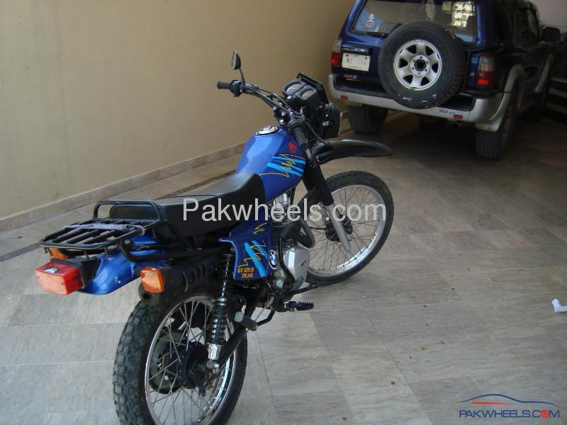 Qingqi Trail 150cc Booking Start General Motorcycle