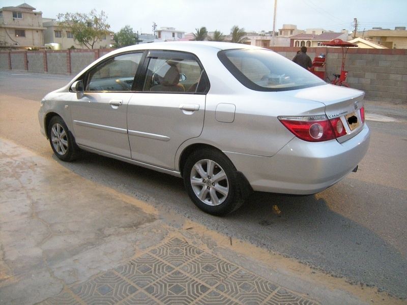 Honda City Steermatic Model 2006 For Sale