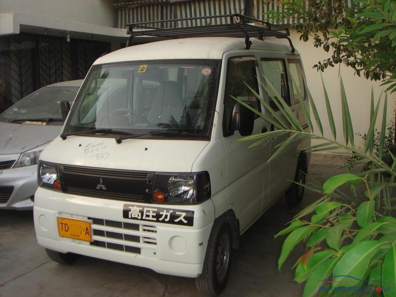 LPG Mitsubishi Minicab - Hijet - PakWheels Forums