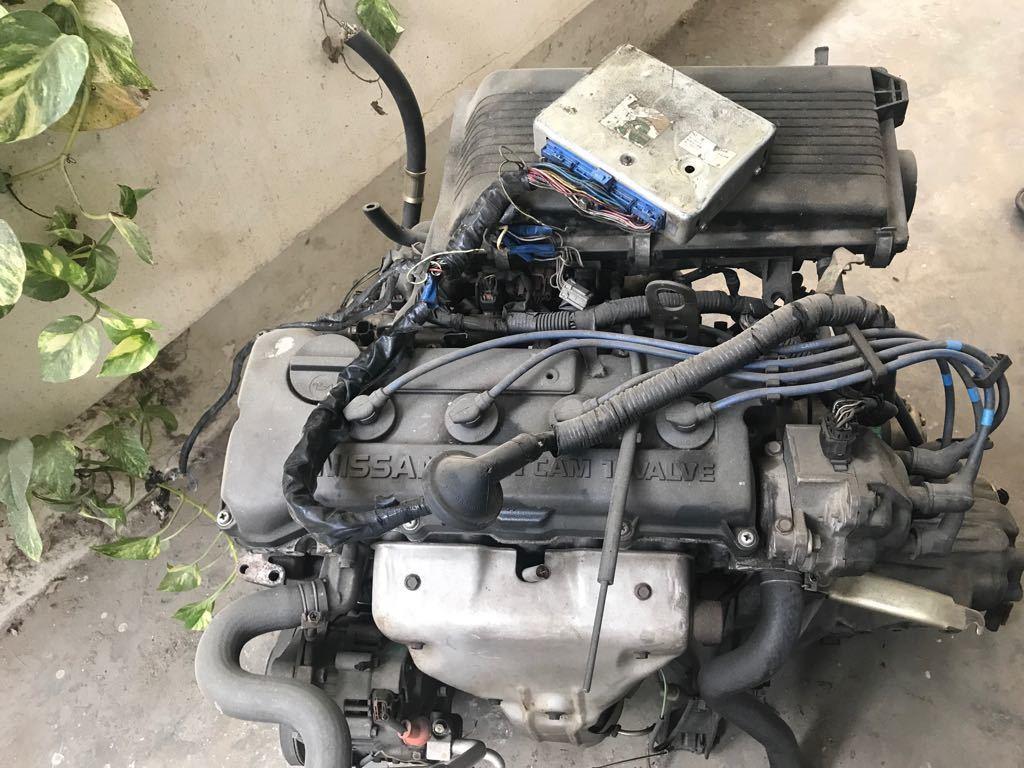 Nissan Sunny B12 Engine Swap - Nissan  Datsun