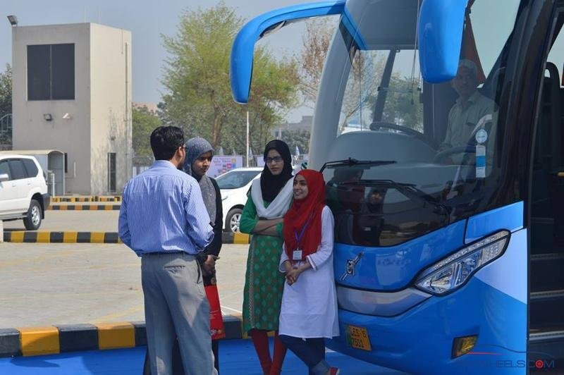 Luxury Bus Services in Pakistan: Routes, Timings, Fares ...