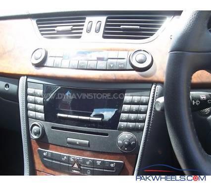 Mercedes E- Klasse W211 SQ build - In-Car Entertainment (ICE