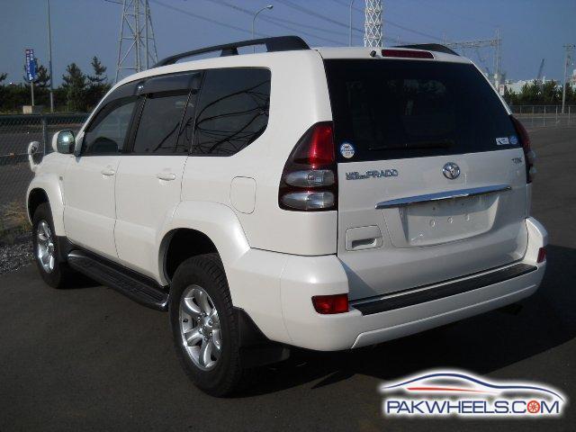 Used Car | Toyota Prado Nicaragua 2008 | TOYOTA PRADO VX MECÁNICA ...