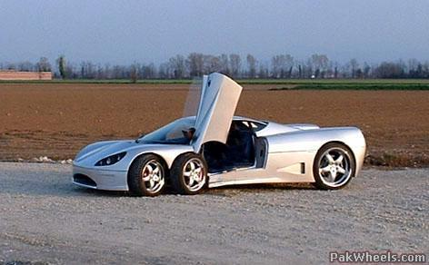 2004 Covini C6w Car Parts Pakwheels Forums