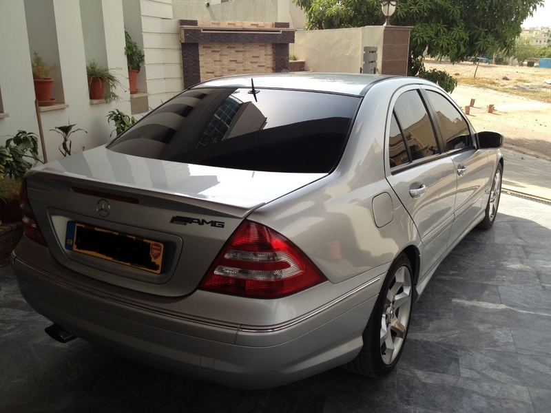 mercedes benz w203 model 2006 sports edition fs cars pakwheels forums. Black Bedroom Furniture Sets. Home Design Ideas