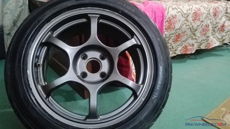 Sell Car For Parts >> Rota boost 16inch wheels - Car Parts - PakWheels Forums