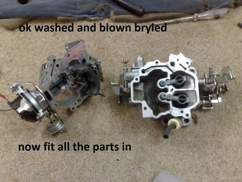 Cultus       engine    and body overhaul and rebuild     Cultus