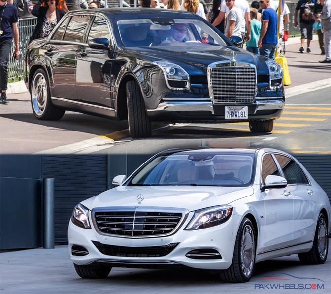 The mercedes s600 royale custom made vintage and classic for Mercedes benz s600 royale