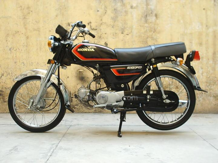 Honda CD 70 Fan Club - Honda Bikes - PakWheels Forums