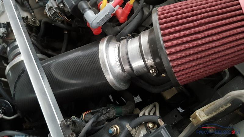 Top Fuel Short Ram Intake For Honda Acura B Series Engines Civic - Acura engines