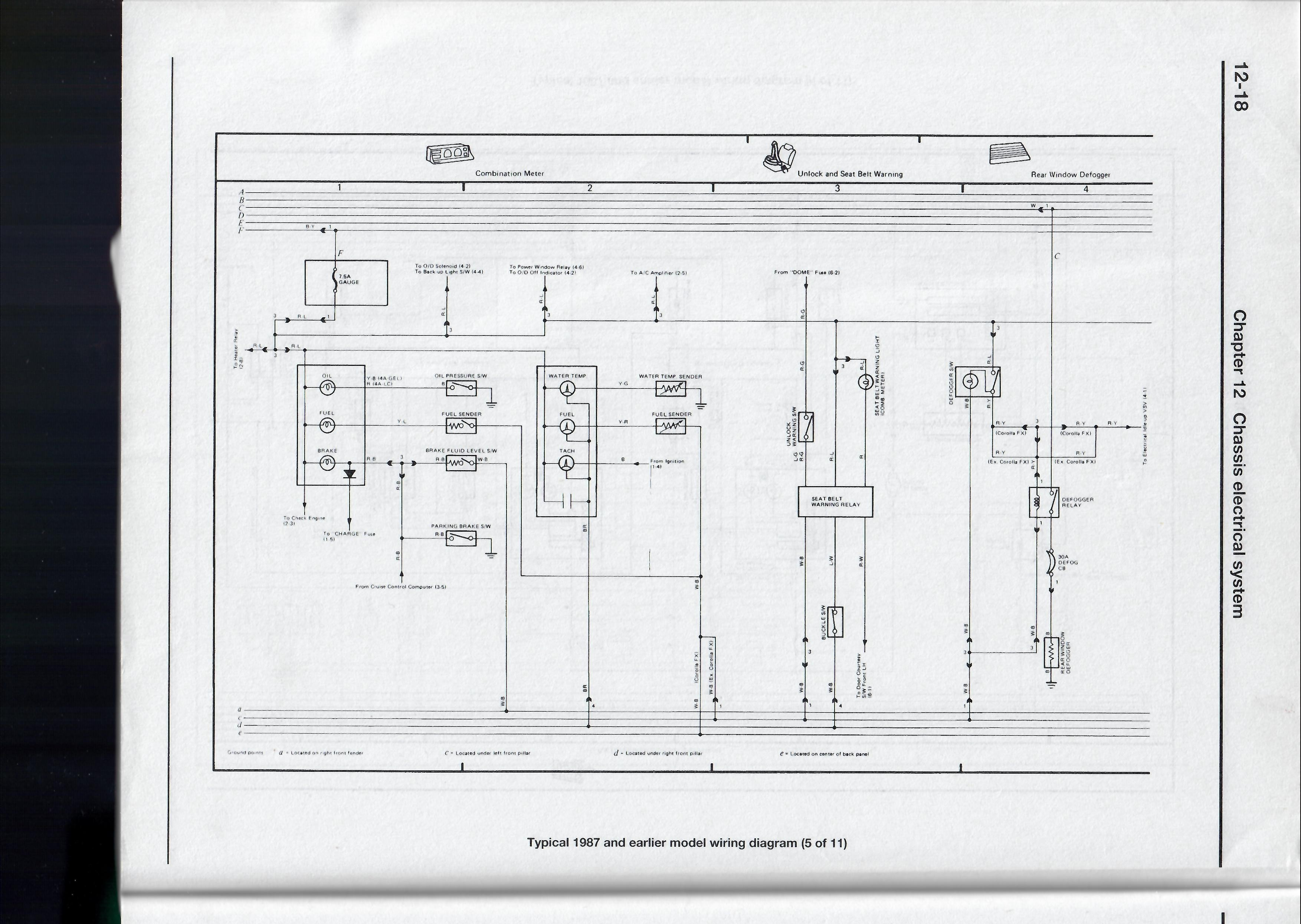 I Need Electrical Wiring Diagram And Service Manual Of E80 Corolla 86 Toyota Pakwheels Forums