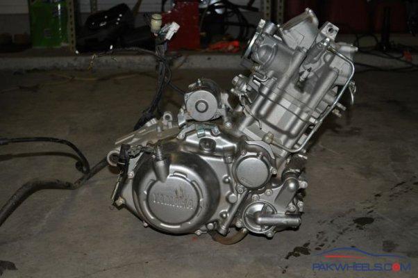 ravi piaggio engine swap - other bike makers - pakwheels forums