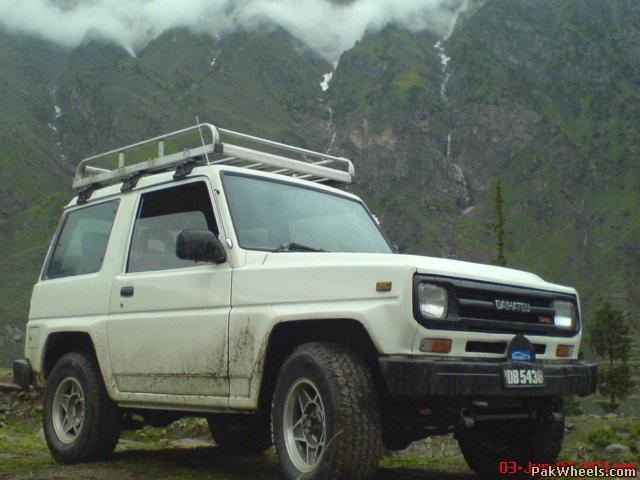 Daihatsu Rocky - General 4X4 Discussion - PakWheels Forums