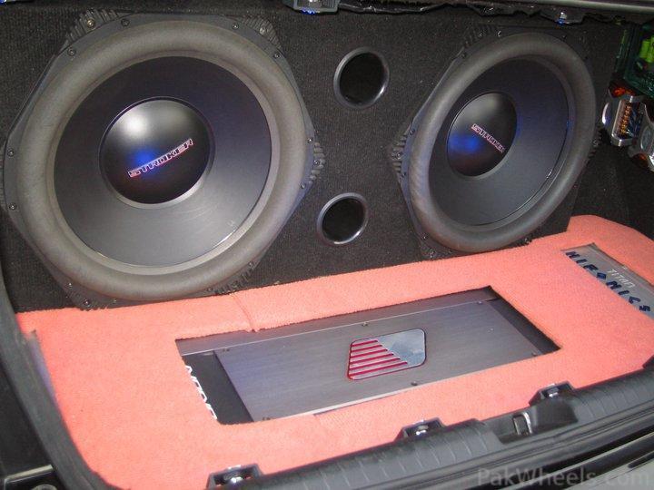Deka Car Audio Showoff 2010 - Get Togethers / Motor Shows