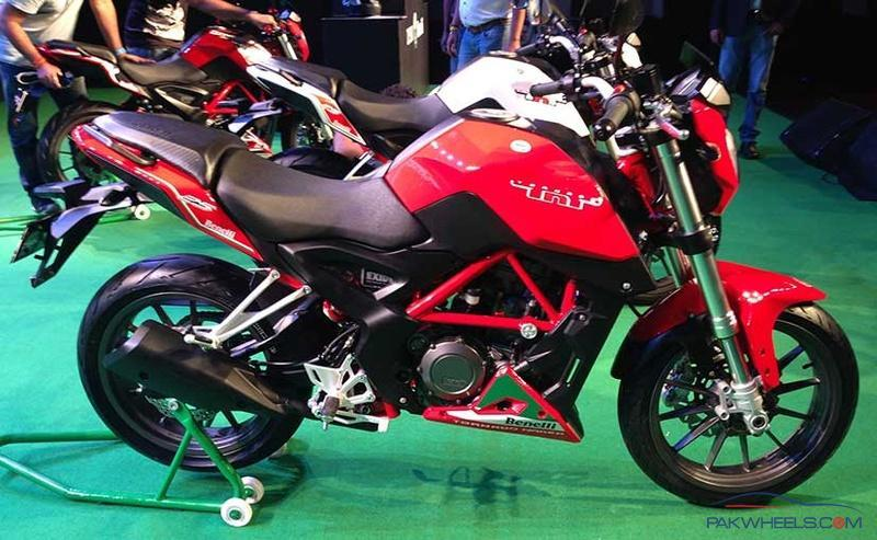 Beneli Tornado Tnt 25 And Keeway Motorcycles Will Launch