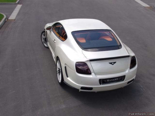 Bentley Continental Gt Le Mansory 2008 Vintage And Classic Cars