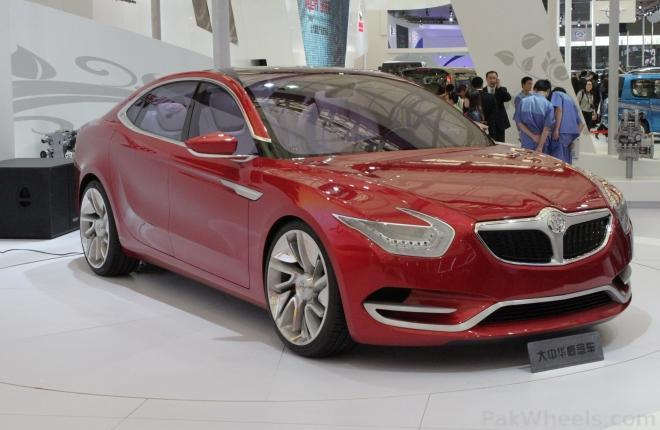 The Brilliance Greater China H7 To Be Based On Bmw 5 News