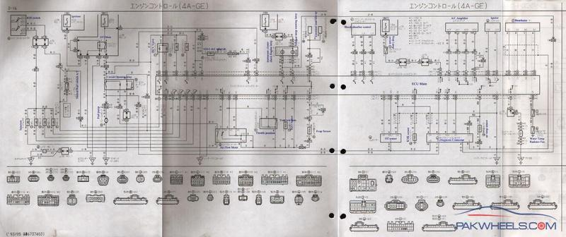 20v Swap Wiring Reference « Qrgarage: Toyota Blacktop Wiring Diagram At Hrqsolutions.co
