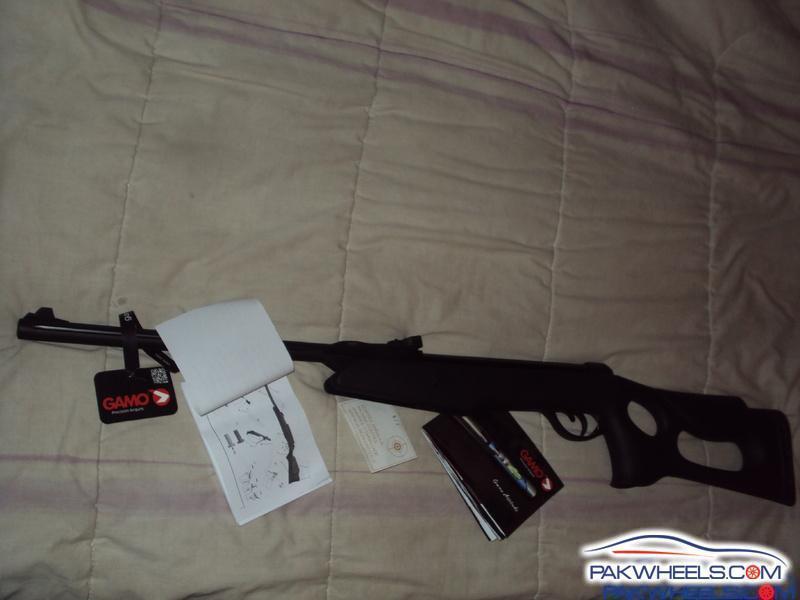 Gamo Delta Fox Air Rifle For Sale Cal 5 5 ( 22)Made In Spain! - Non