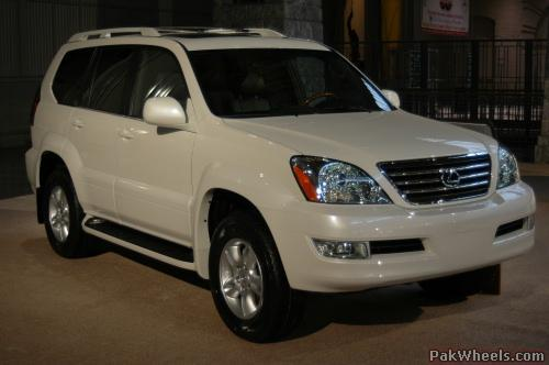 2006 lexus gx470 for sale member opinions suggestions pakwheels forums. Black Bedroom Furniture Sets. Home Design Ideas