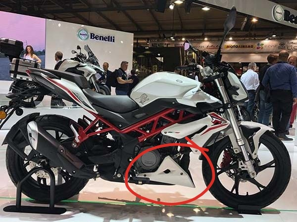 Benelli TNT 150 And Benelli TRK 502 Tourer Come To