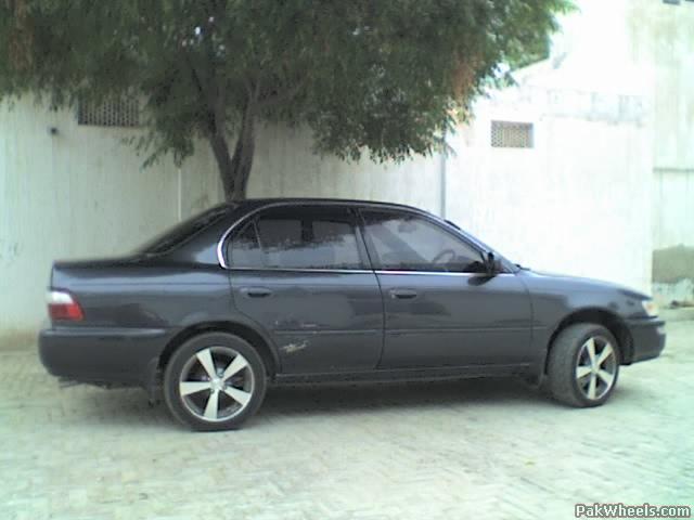 toyota corolla 1.6 gli mt 97-2000 model needed - cars - pakwheels