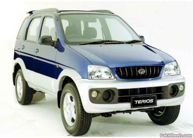 Toyota Cami - General 4X4 Discussion - PakWheels Forums
