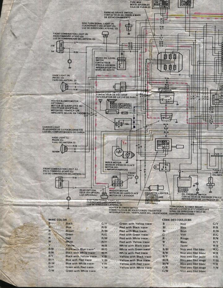 Wiring Manual For Suzuki Hi Roof Mechanical Electrical    At IT-Energia.com