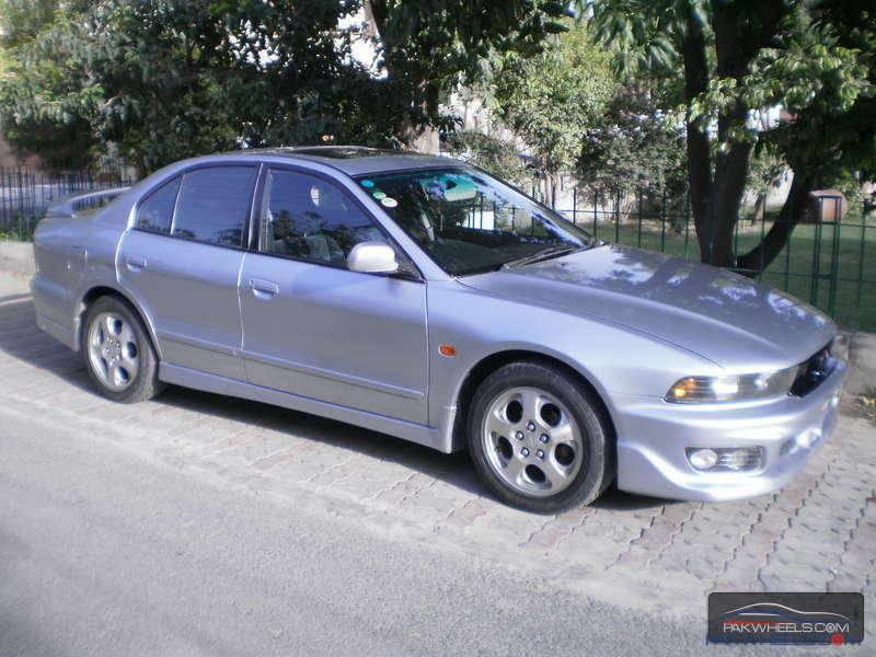 mitsubishi galant 2004 for sale - vr4 body kitted - cars - pakwheels