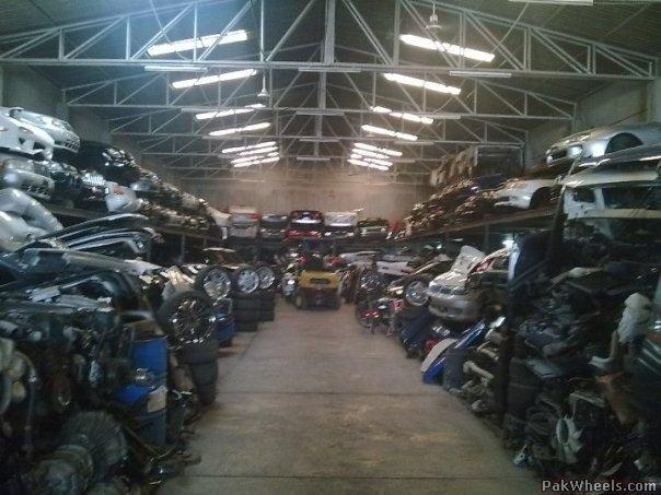 Sharjah Scrap Yard Of Carzz Road Trips Vacations