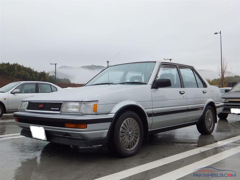 Toyota Corolla 1986  E80  Owners U0026 39   U0026 Fans U0026 39  Club