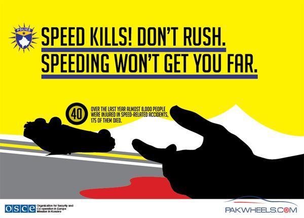 speed thrills but kills posters