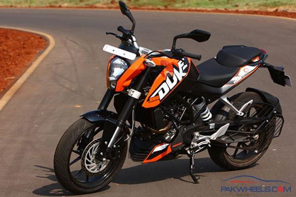 ktm duke 200 import to pakistan - general motorcycle discussion