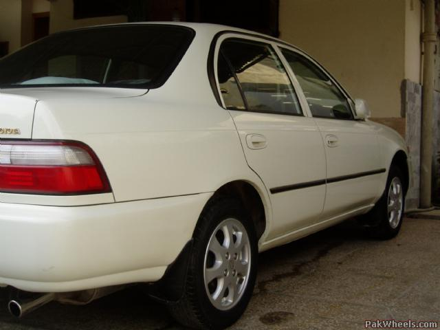 Toyota Corolla Owners & Fan Club - Corolla - PakWheels Forums