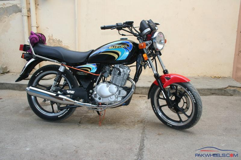 For Sale: Suzuki Gs-150 (Fully Modified) - Cars - PakWheels