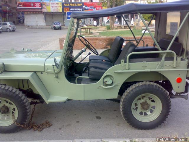Willys jeep for sale (1954) - Vintage and Classic Cars