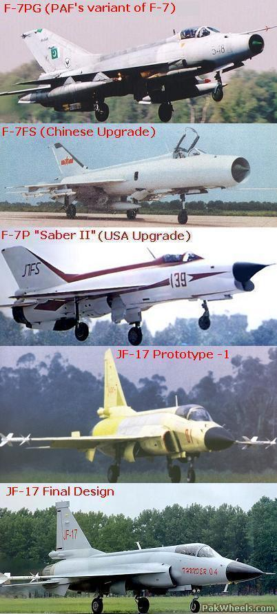 → ( JF 17 - Fan Club ) ← - Aircrafts / Trains - PakWheels