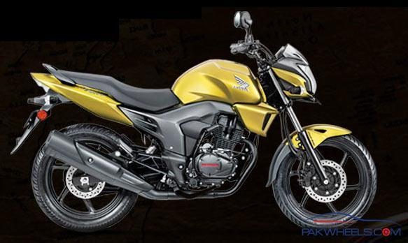 honda 150cc cb trigger going to be launched in pakistan in 2014